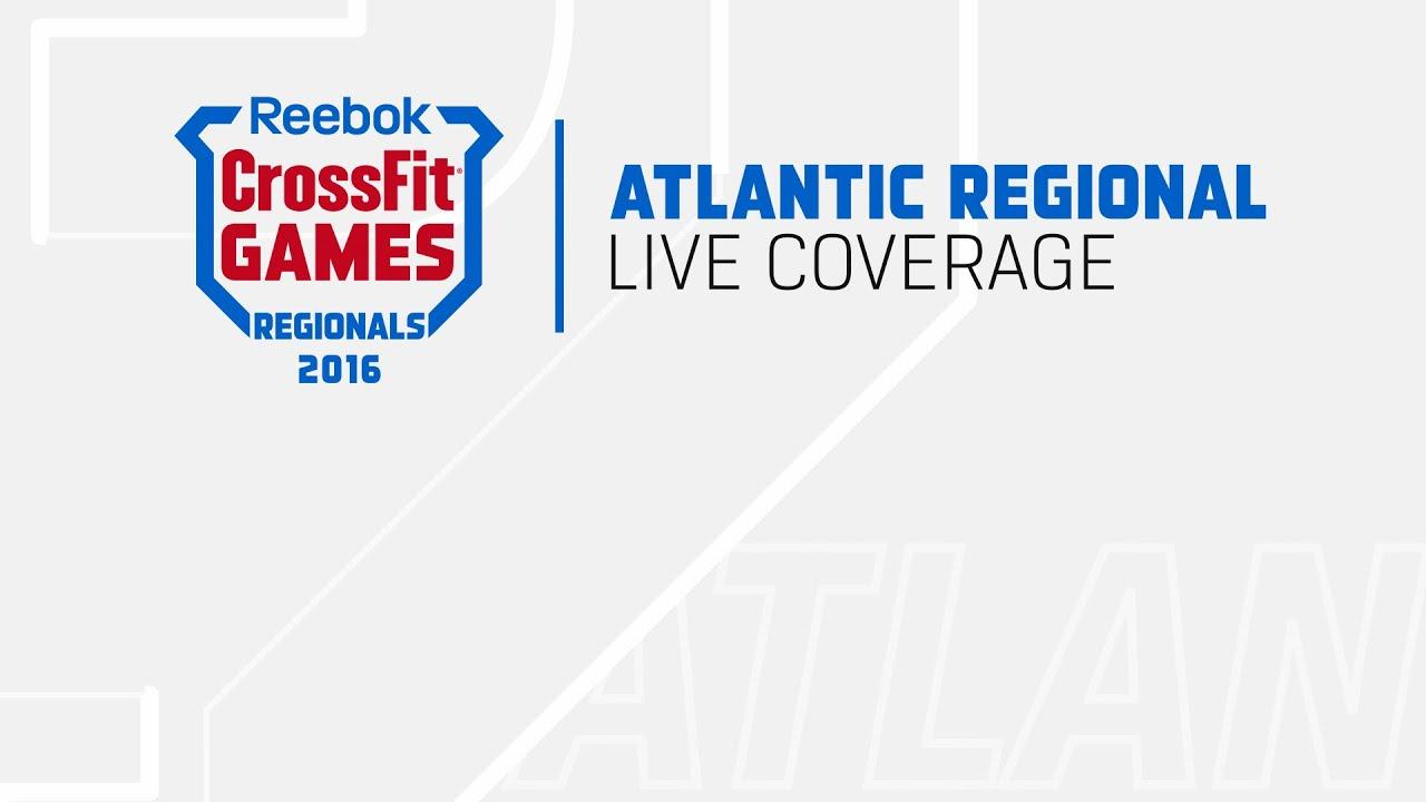 Atlantic Regional: Individual Event 1