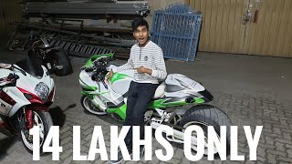 USED SUPERBIKE SHOPPING IN DUBAI| ONLY 14 LAKHS|