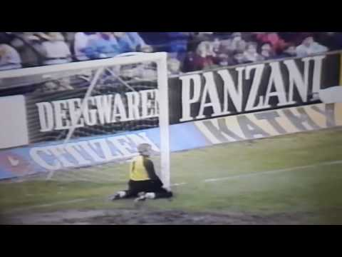 Lokeren-Club Brugge (1986): brilliant goal of Stephen Keshi