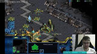 (Foreigner) StarCraft Remastered 1v1 (FPVOD) Dewalt (P) vs RatSlayer (Z) Benzene