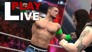 WRESTLING MANIA! - PLAY Night - WWE 2K15 - Xbox One