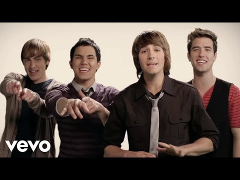 Big Time Rush - Any Kind Of Guy Music Videos