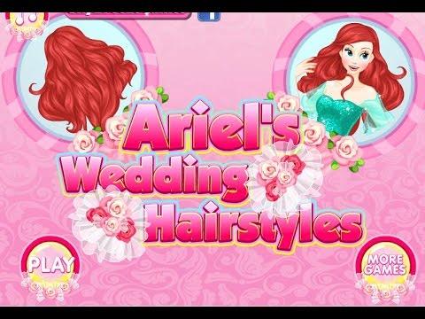 Girls Dress up Game Ariel's