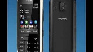 Nokia Asha 202 - Unboxing PT-BR