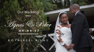 Best Wedding cinematography Kenya :: Agnes and Peter
