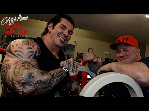 RICH PIANA & SCOT MENDELSON - MISSION: GET SHREDDED