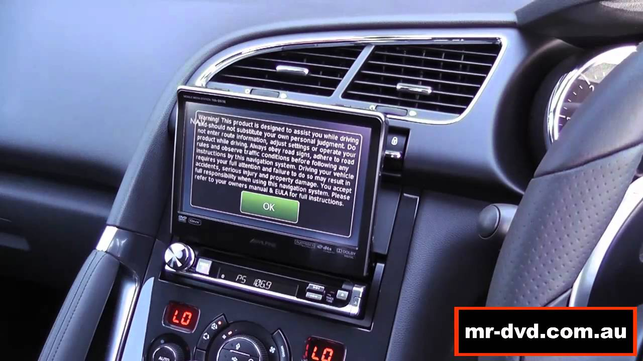 mr dvd 2010 peugeot 3008 with navigation upgrade youtube. Black Bedroom Furniture Sets. Home Design Ideas