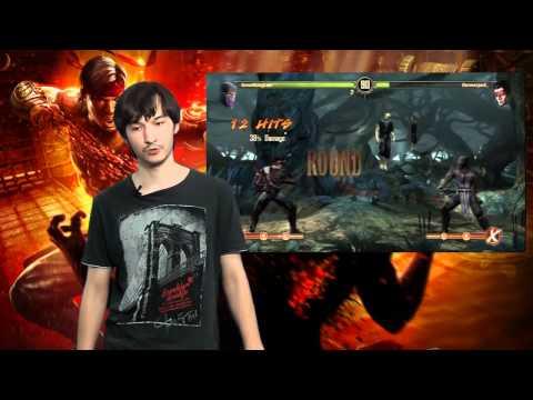 Afterlife (выпуск 2, сентябрь 2011) Mortal Kombat 2011