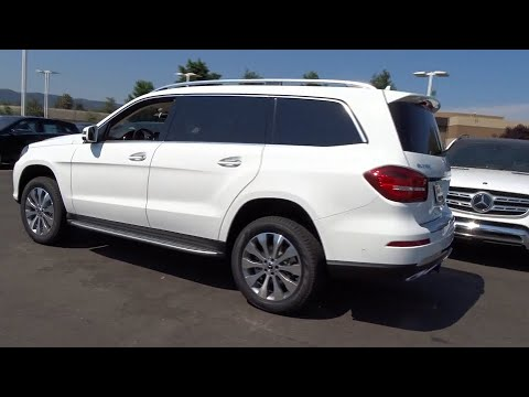 2017 Mercedes-Benz GLS Pleasanton, Walnut Creek, Fremont, San Jose, Livermore, CA 17-2592