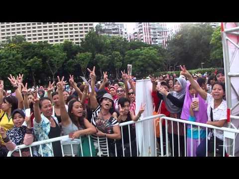 Pemilu hongkonh 6juli RICUH