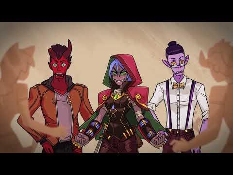Monster Prom Teaser Trailer