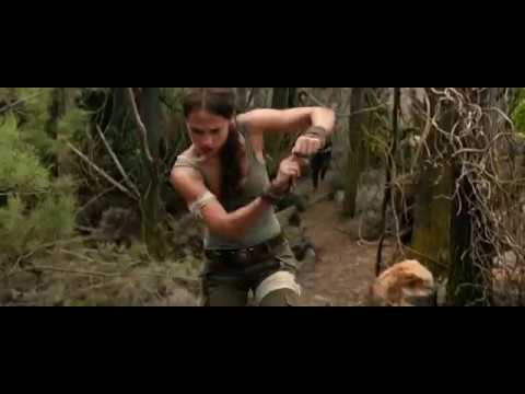 Tomb Raider 2018 [Roar Uthaug] Lara Escapes From Mathias