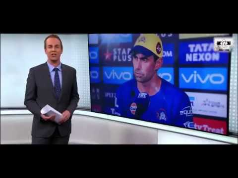 Foreign Media on IPL Final | Chennai Super Kings Win Against SRH | Year 2018