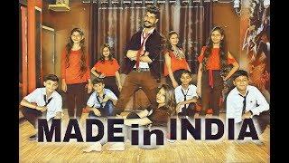 'MADE IN INDIA'//Guru Randhawa//Dance Choreography
