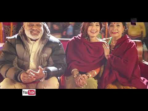 "SHATRU GATE "" Song Shooting Live "" Aanchal - Paul | Priyanka - Deepak , Hari Bansha - Deepa Shree"