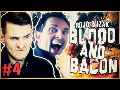 500 DZIKÓW NARAZ! | Izak & Rojo w BLOOD & BACON