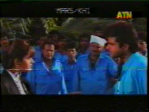 Some Never-before-seen Footage From `laadla' With Divya Bharati video