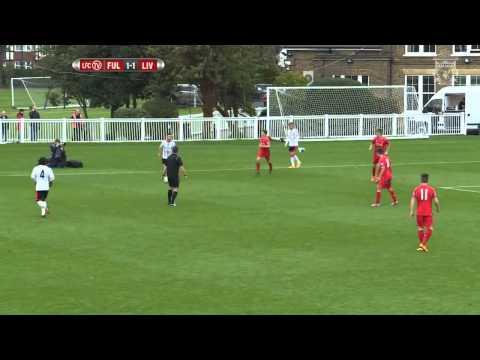 U21s: Fulham 3-2 Liverpool FC