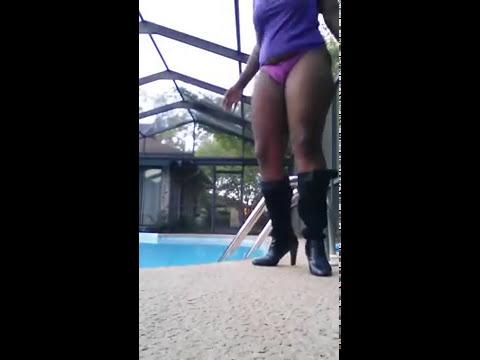 Superwoman Ass Clapping3 video
