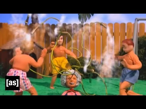 Death By Diller | Robot Chicken | Adult Swim