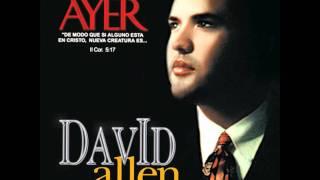 "DAVID ALLEN - ""Agua Cristalina"""