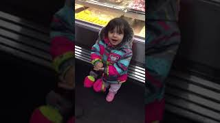 "Indian funny kids' ""Baby Shark"" by Mahi"