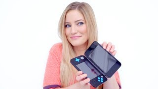 Nintendo 2DS XL Unboxing