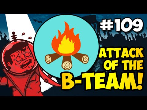 Minecraft: GOBLIN CAMP BEGINNING - Attack of the B-Team Ep. 109 (HD)