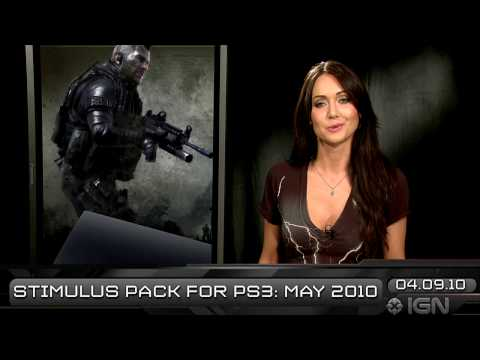 IGN Daily Fix, 4-9: Gears of War 3!
