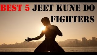 The Best 5 Jeet Kune Do Fighters I Martial Arts Motivation