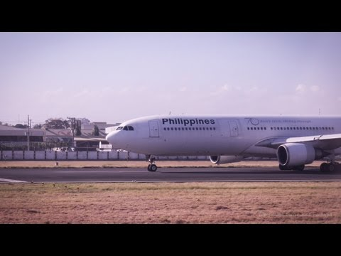 Philippine Airlines 2013 New Routes - Turkey, Saudi Arabia, Kuwait and UAE
