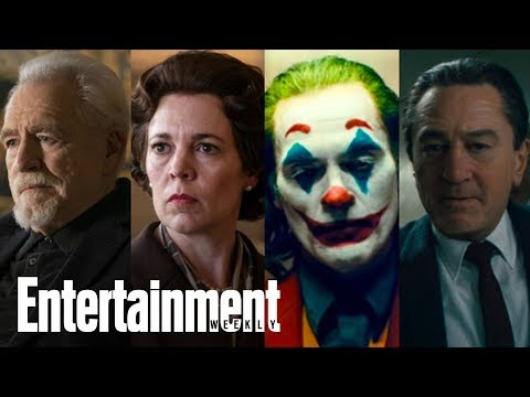 Golden Globes 2020 The Nominees  News Flash  Entertainment Weekly