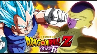 Dragon Ball Z: Battle of Gods - God Frieza Revived Dragon Ball Z: Battle of Gods 2 2015 - Gohan's Death MOVIE SCENES Fukkatsu no F