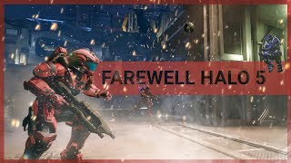 Farewell Halo 5  - A Montage by Nadestraight