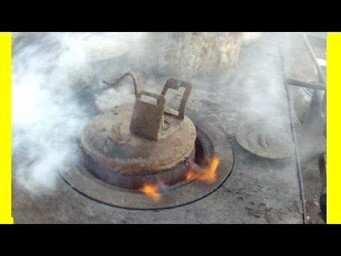 Производства древесного угля домашних условиях