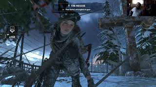 Rise of the Tomb Raider ⌠PS4⌡ - Part 11
