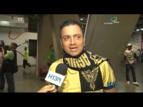 Voz del Hincha: Águilas - Olimpia de Paraguay