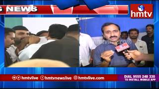 YSRCP Leader Alla Ramakrishna Reddy Face to Face over Mangalagiri Win | hmtv