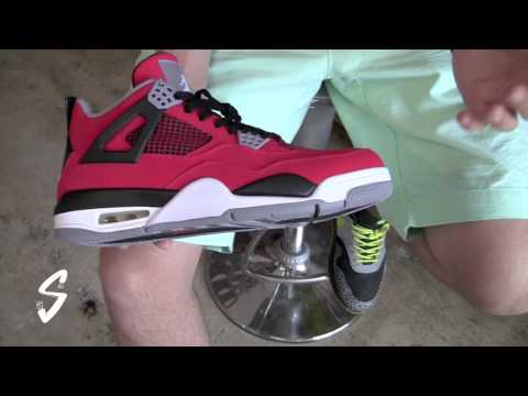 Stickie213 - Air Jordan 4 IV Toro 2013