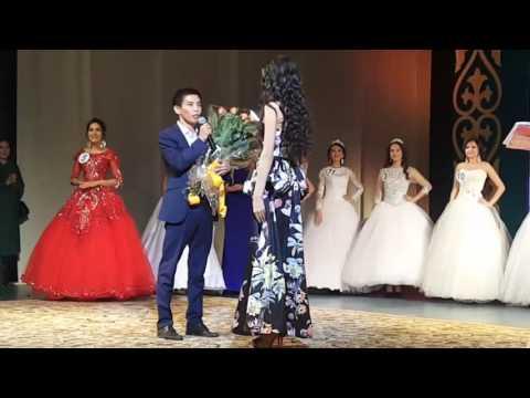 Предложение замуж на Мисс Талдыкорган - 2016!