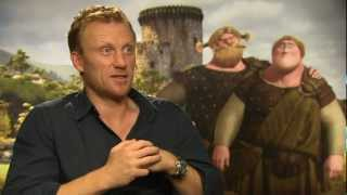 Kevin McKidd talks playing Lord MacGuffin & Young MacGuffin in
