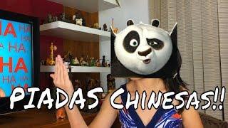 🔴 PIADAS sobre a China!!! HAHAHAHA! | @chinesa_brazuka no INSTAGRAM