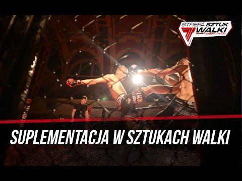 SUPLEMENTY DIETY W SPORTACH WALKI Przed I Po Treningu - Jakub Mauricz #3 (Strefa Sztuk Walki)