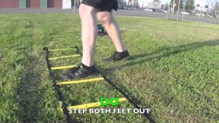 MAP - Agility Ladder - Side Step