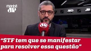 Bruno Garschagen: Decisão monocrática no caso Coaf é um dos problemas da ação de Toffoli