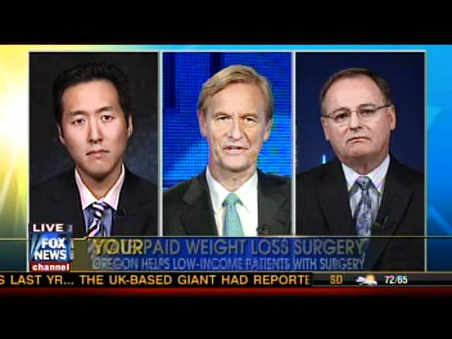 Fox News Channel - Should Insurance Pay For Weight Loss Surgery?