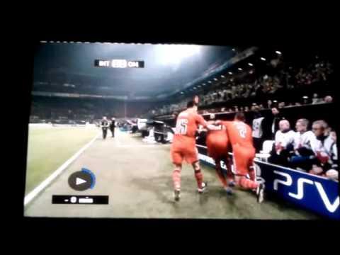 Illuminati Symbolism In Football?