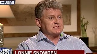 "Edward Snowden's Father, Lonnie Snowden Interview On Fox News ""Come Home Son & Stop Leaking"