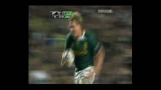 3-Nations: NZ vs SA - 12th September 2009, Hamilton