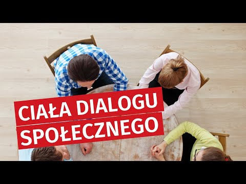 Dowiedz Się: Ciała Dialogu Społecznego W Warszawie